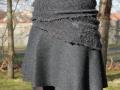 180°-kjol, kort modell